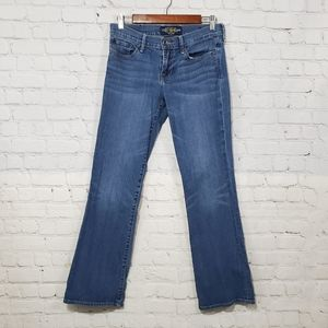 Lucky Brand Sweet n Low Mid Rise Bootcut Jeans